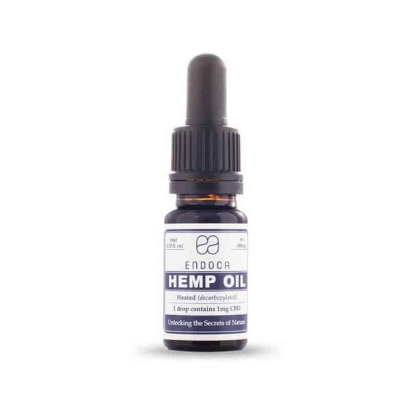 Endoca Hemp oil drops 3%