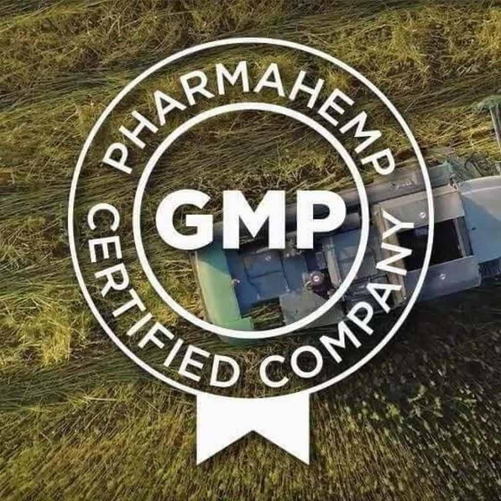 huile de cbd gmp pharmahemp