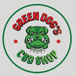 green dogs cbd logo