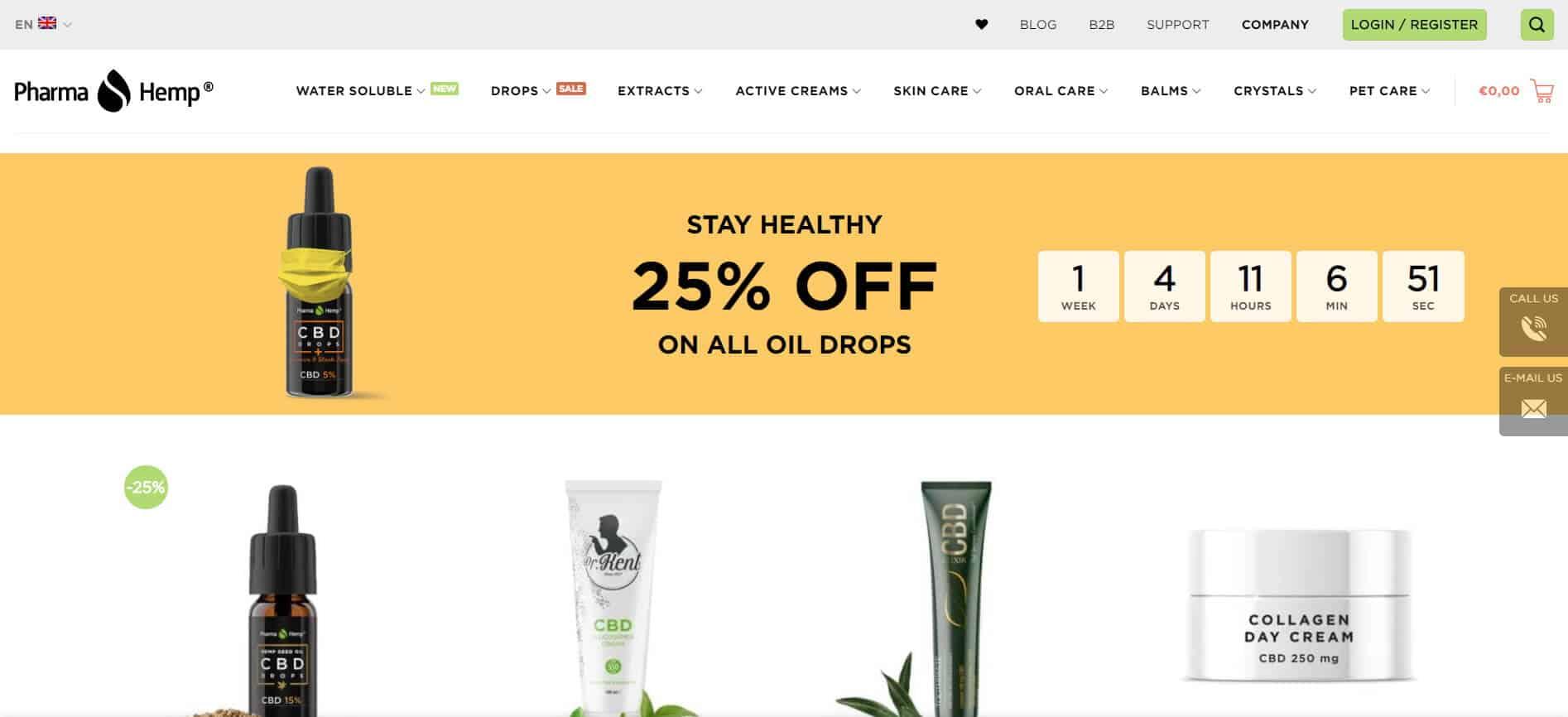 Boutique PharmaHemp