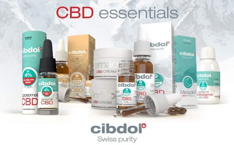 Produits CBD Cibdol