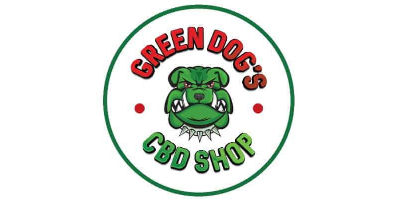 fleur CBD Green Dog's