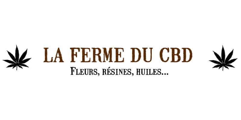 la ferme du CBD logo