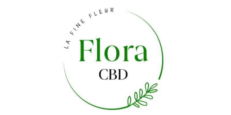 Flora CBD logo