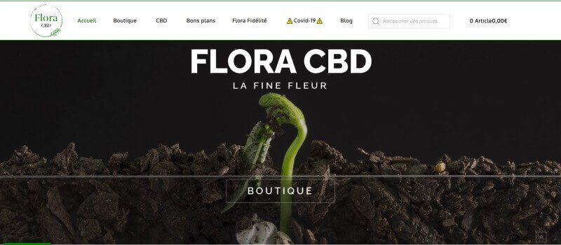 site flora cbd