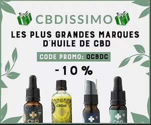 cbdissimo offre qcbdc