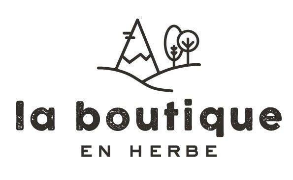 la boutique en herbe logo